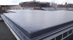Liquid roofing services