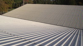 Commercial roofing services in Norfolk