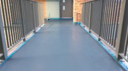 Balconies, Walkways flooring services