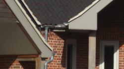 Roofline, fascias, gutters, drainage, sofits