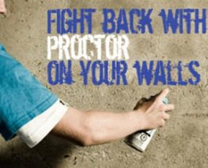 Protective wall coatings from Proctor