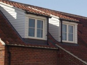 Roofline guttering and drainage